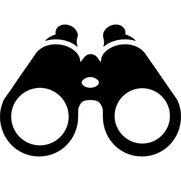 626x626 Iconinoculars Silhouette Front