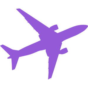 300x300 Mini Airplane Clipart
