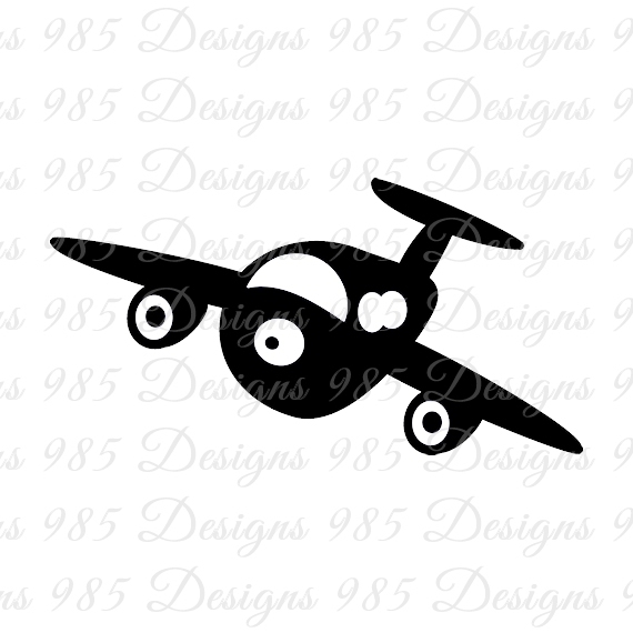 570x570 Airplane Plane Svg For Cricut And By 985 Graphic Designs On Zibbet