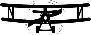 300x116 Silhouette Of A Biplane 0515 1005 2200 3227 Smu.jpg
