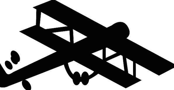 595x309 Biplane, Traffic, Transportation, Double Decker, Double Decker
