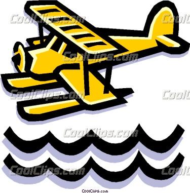 375x381 Floatplane Clipart