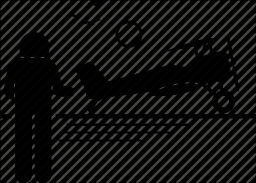512x366 Man Small Plane Clip Art