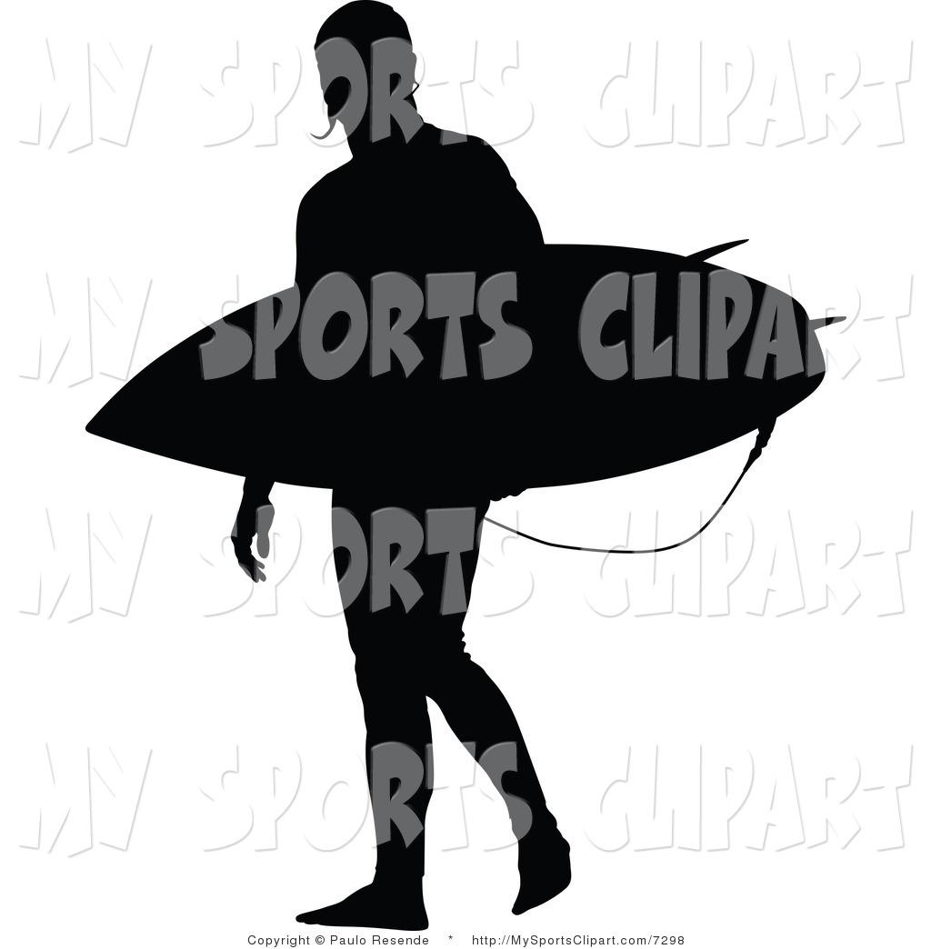 1024x1044 Silhouette Sports Clipart