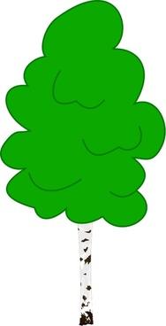 188x368 Birch Tree Vector Graphics Free Vector Download (4,961 Free Vector
