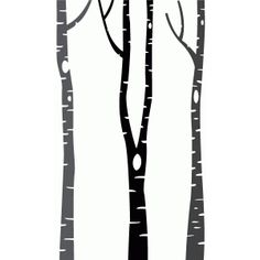 birch tree silhouette vector at getdrawings com free for personal rh getdrawings com birch tree trunk vector birch tree vector image