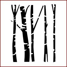 225x225 Image Result For Birch Tree Silhouette Cricut Tree