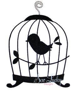 236x294 Bird Clipart Clip Art Bird Cage Bird Silhouette By Digitalcs