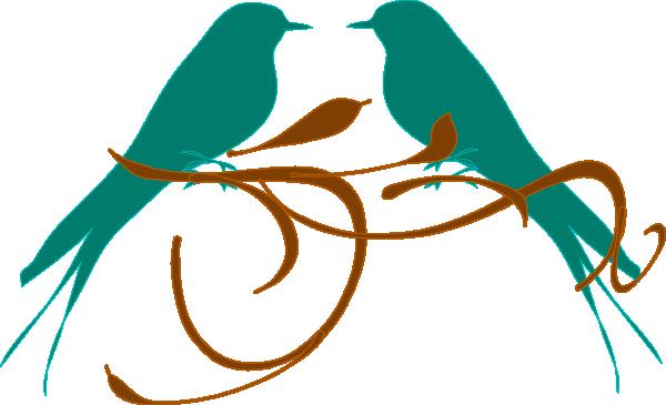 600x365 Bird Branch Silhouette Clip Art