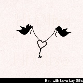 320x320 Tag For Love Bird Silhouette Tree Silhouette With Bird Flying