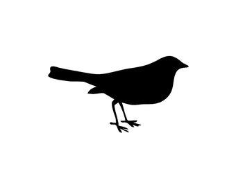 340x270 Bird Car Decals Etsy