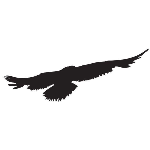 600x600 Gallery For Gt Black Bird Silhouette Flying Tattoo Ideas