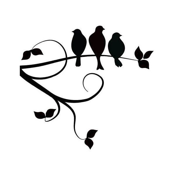 600x600 Best Photos Of Love Birds On Branch Silhouette