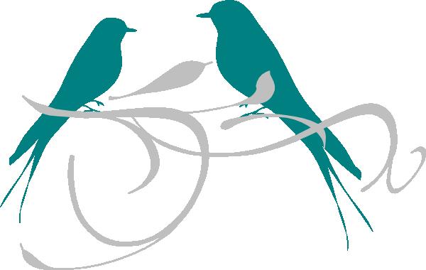 600x380 Bird On Branch Clipart Silhouette