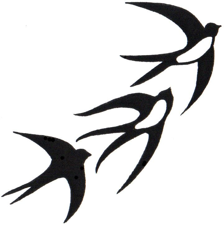721x723 Silhouette Tattoos Tatuajes Silhouette Tattoos