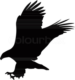 301x320 Birds Of Prey (Eagle, Hawk, Falcon, Griffon Vulture Etc.) Vector