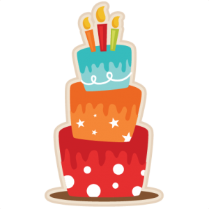 300x300 Birthday Cake Svg Scrapbook Cut File Cute Clipart Files