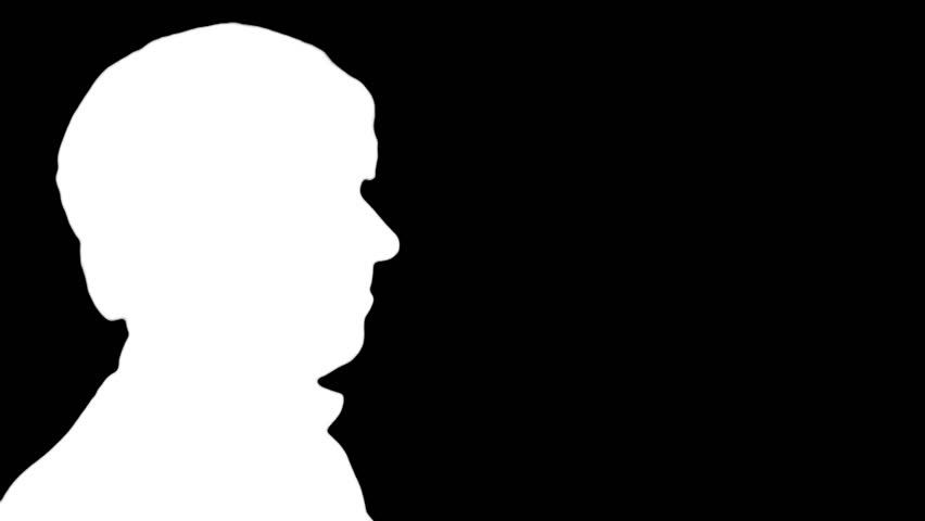 852x480 Photographer Silhouette Close Up
