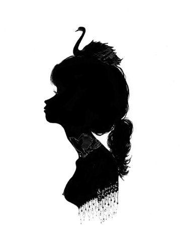 360x480 992 Best Silhouette Black And White Images On Birds