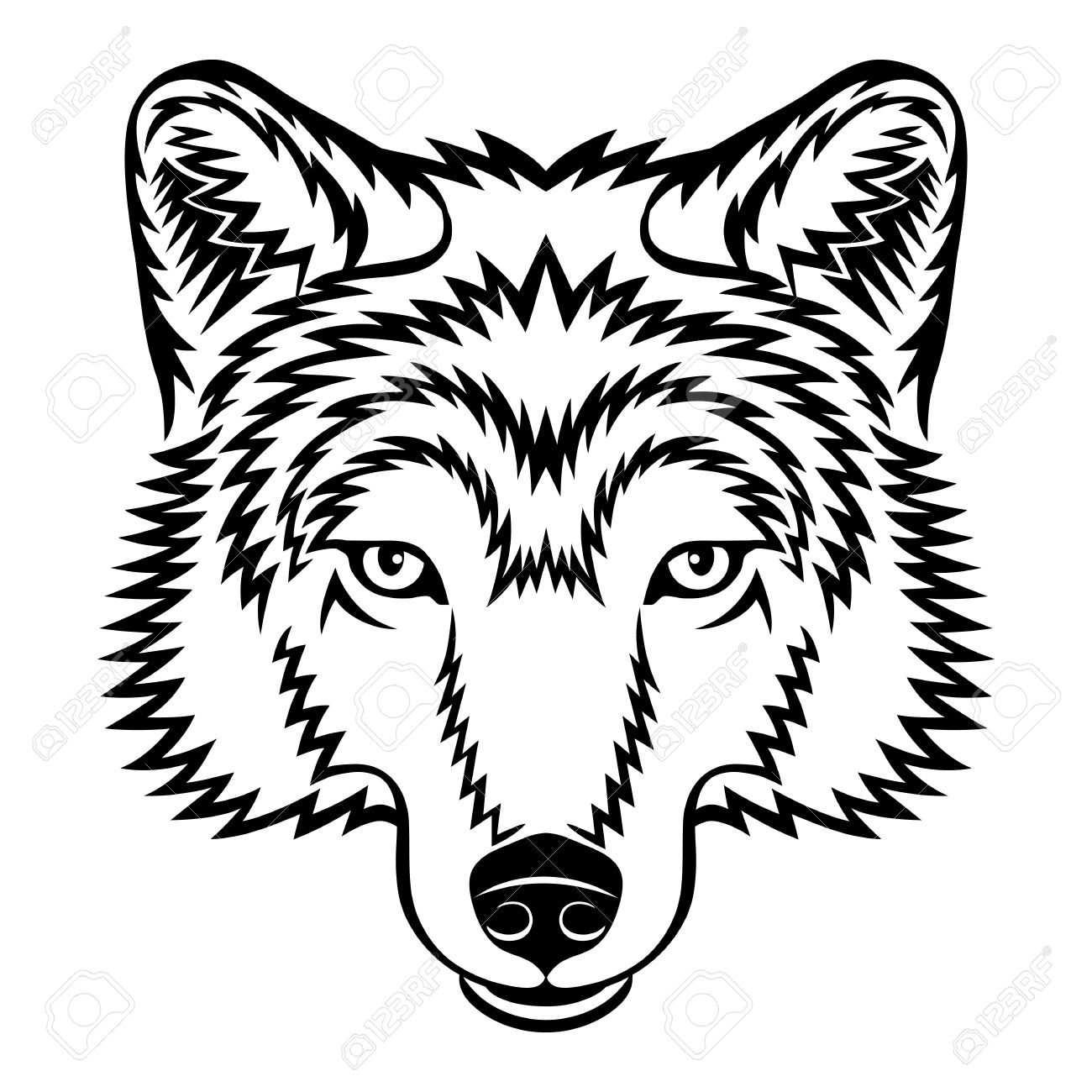 1300x1300 Intricate Clipart Wolf My Little Pony Pictures Grey Royalty Free