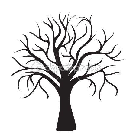 450x450 Tree Silhouette Photos To Re Create ) Tree