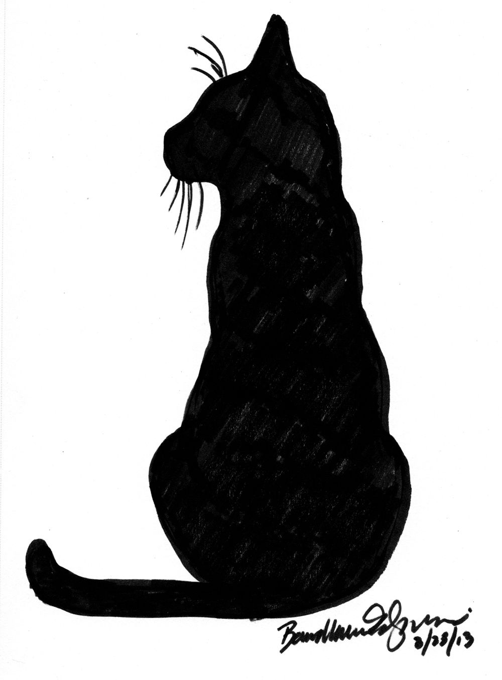 1000x1353 Daily Sketch Alert Daily Cat Sketches Sketches