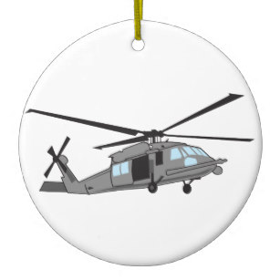 307x307 Helicopter Ornaments Amp Keepsake Ornaments Zazzle