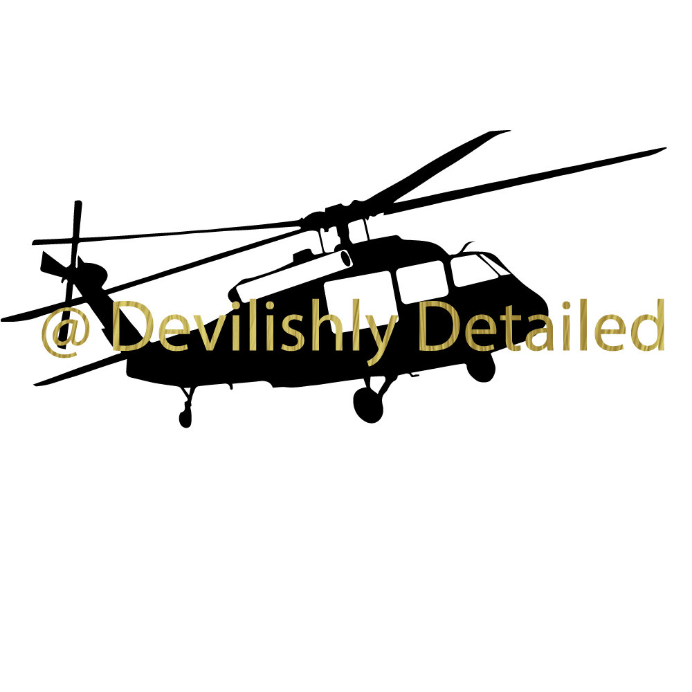 1000x1000 Blackhawk Digital Stencil Uh 60 Digital Stencil Military