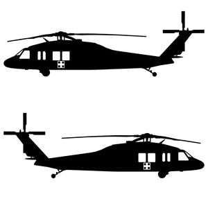 300x300 Sikorsky Uh 60 Blackhawk Dust Off