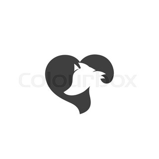 320x320 Vector Beauty Logo Label Set. Female Face In Circle Shape. Woman