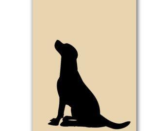340x270 Black Labrador Dog