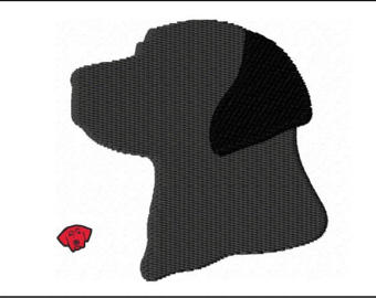 340x270 Labrador Silhouette Etsy