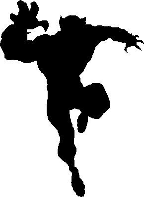 290x396 Can You Guess The Avengers Character From The Silhouette