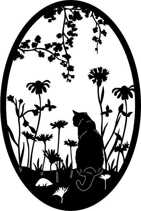 486x728 Image Result For Black And White Paper Silhouette