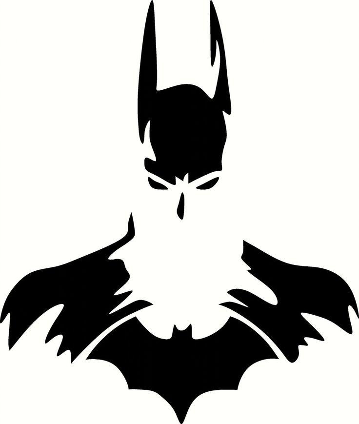 Black Silhouette Logo
