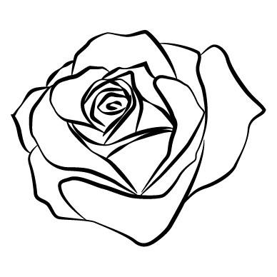 388x388 Fresh Rose Outline Hogwarts Crest Free Download Clip Art