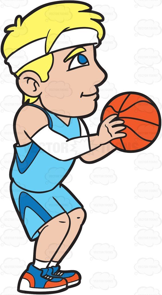 564x1024 Gorgeous Design Ideas Basketball Player Clipart Clipartix Black