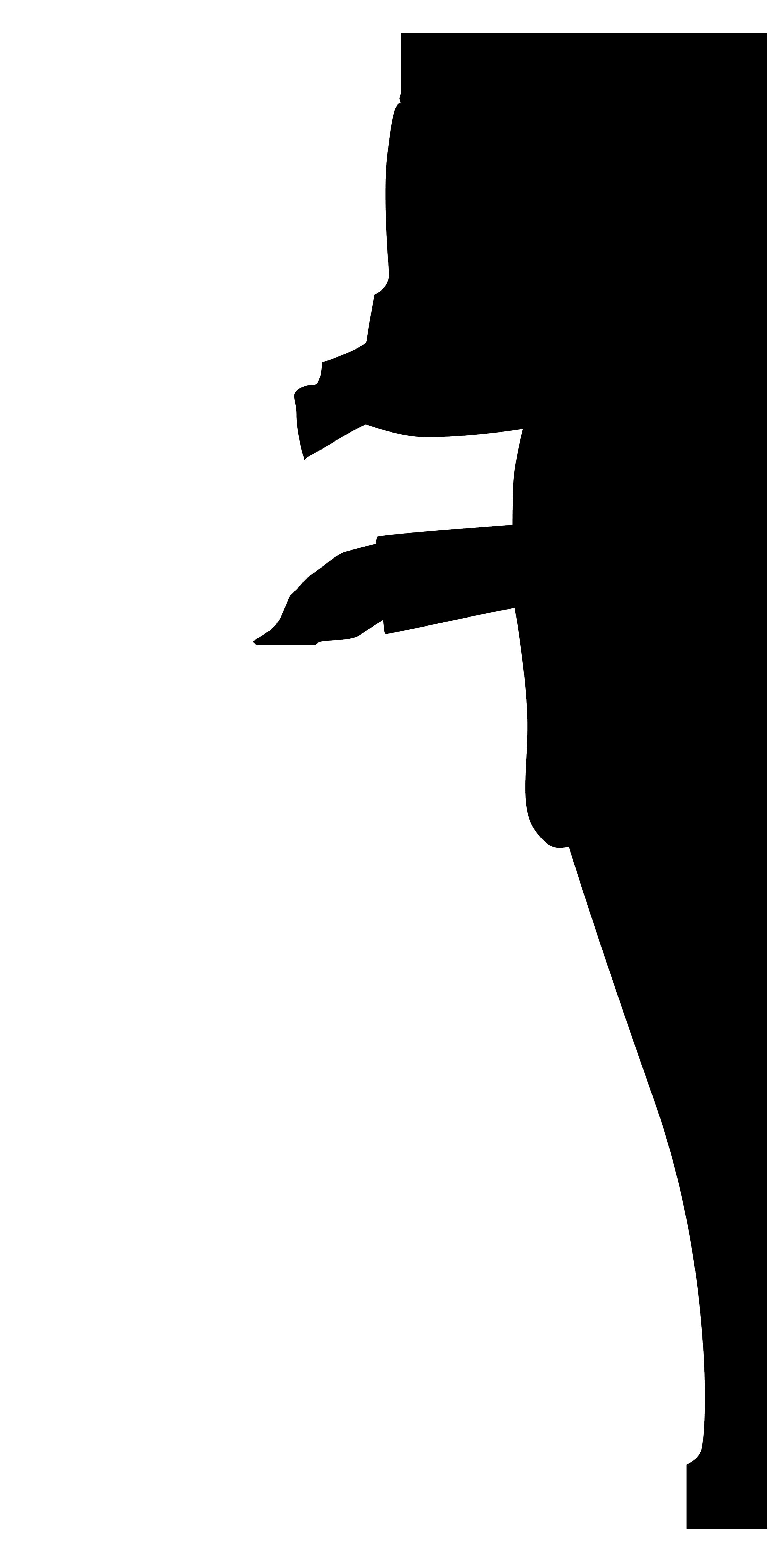 2260x4500 Wedding Couple Silhouettes Clip Art