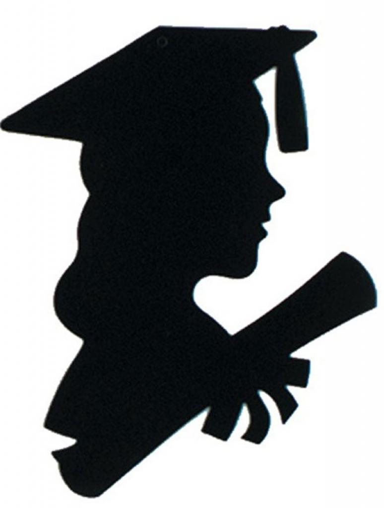 774x1024 Graduation Clipart Black Woman