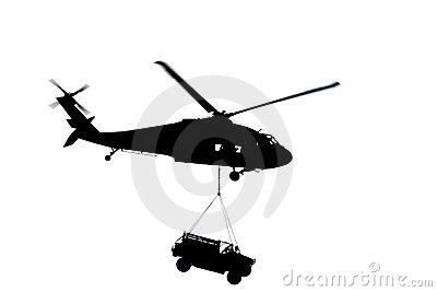 400x267 Army Helicopter Silhouette Clipart Panda