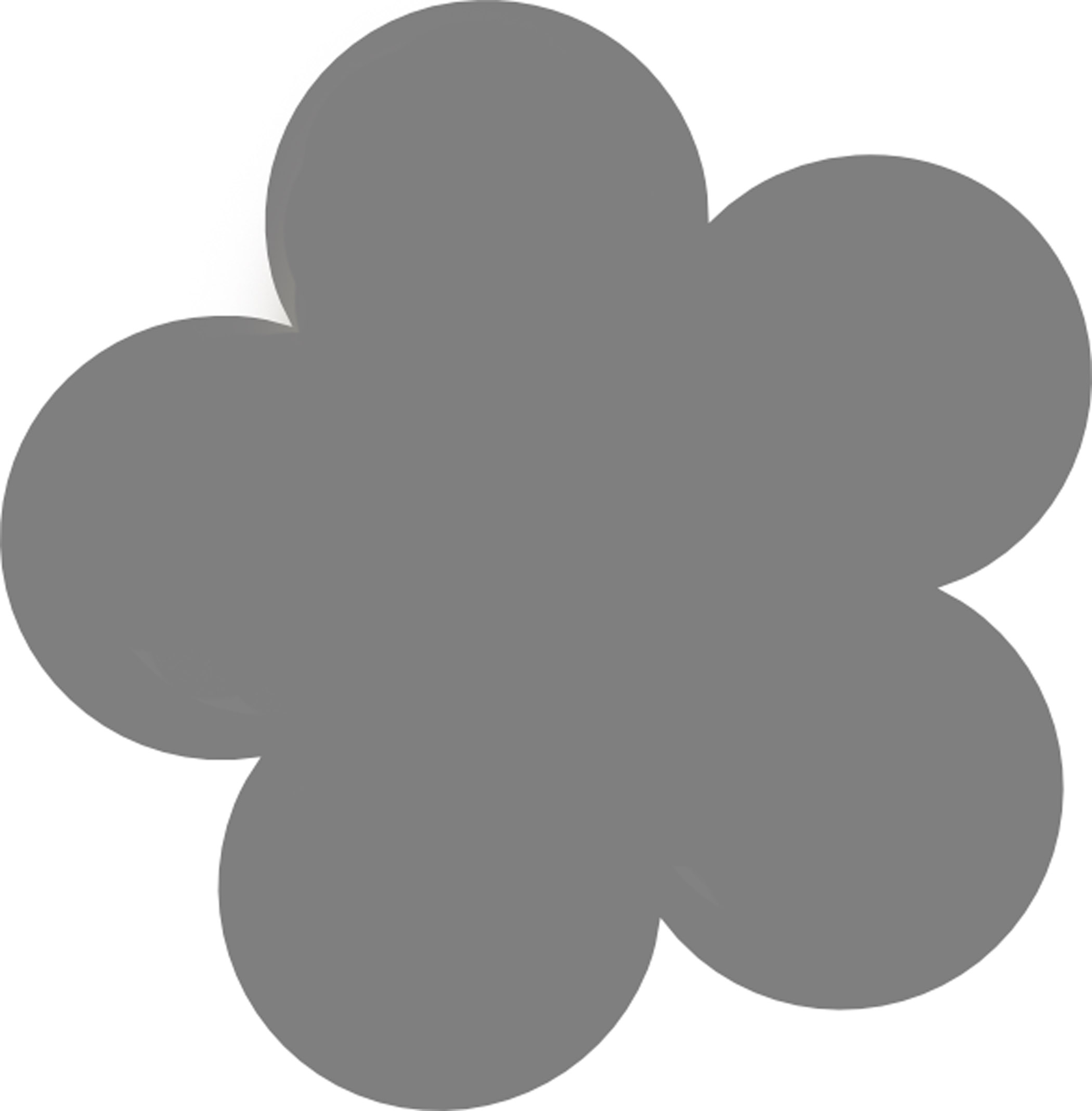 2100x2136 Blank Flower Template