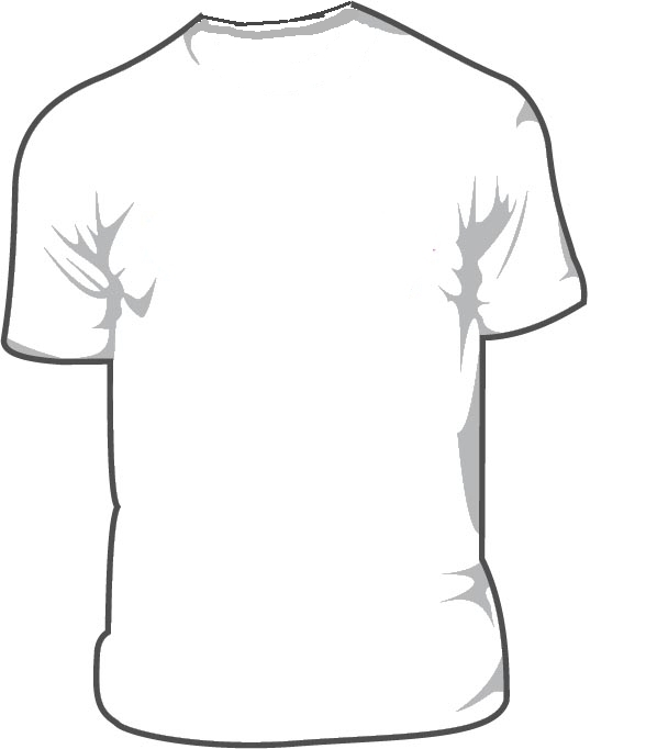 588x682 Cotton T Shirt Clipart