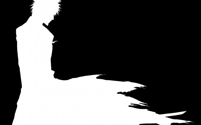 800x500 Bleach Kurosaki Ichigo Silhouette Bankai 1304x1024 Wallpaper Free