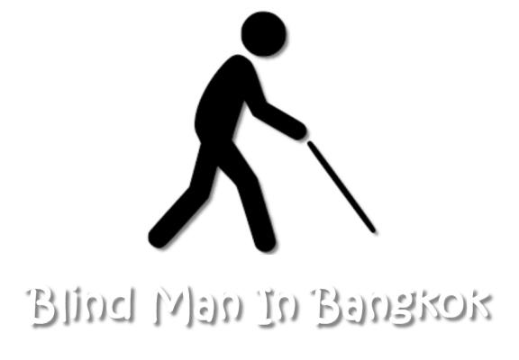 576x400 Blind Man In Bangkok Stickboy Bangkok