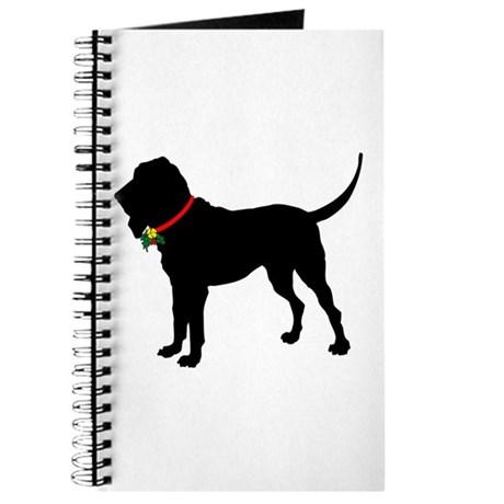 460x460 Bloodhound Silhouette Notebooks