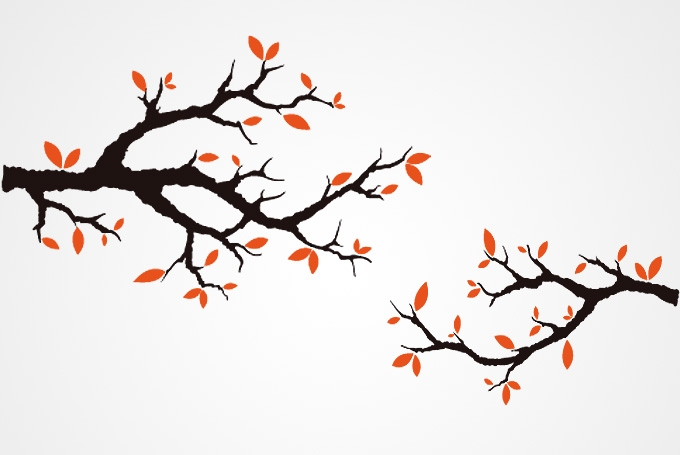 680x455 Branch Clipart Tree Branch Silhouette