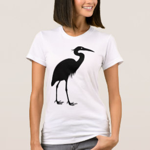 307x307 Blue Heron T Shirts Amp Shirt Designs Zazzle