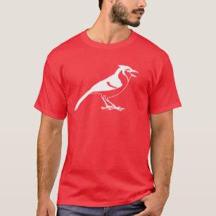 307x307 Blue Jay Bird T Shirts Amp Shirt Designs Zazzle
