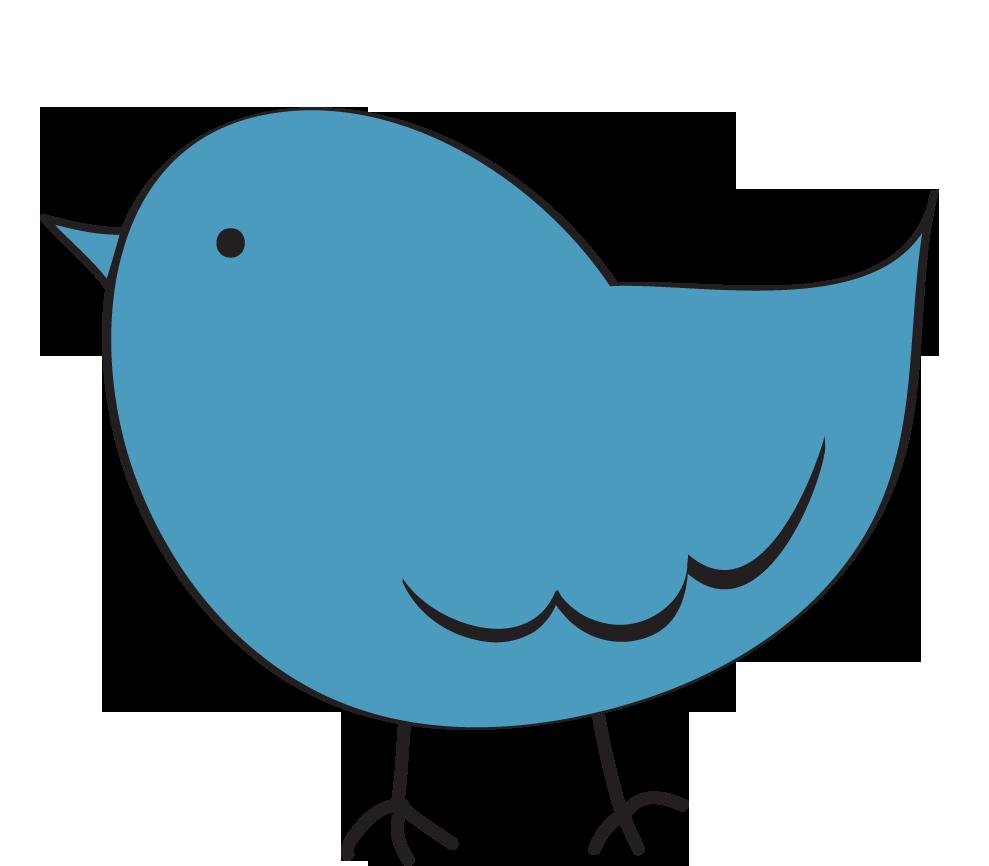 989x866 Clip Art Cute Bird Silhouette Lemonize