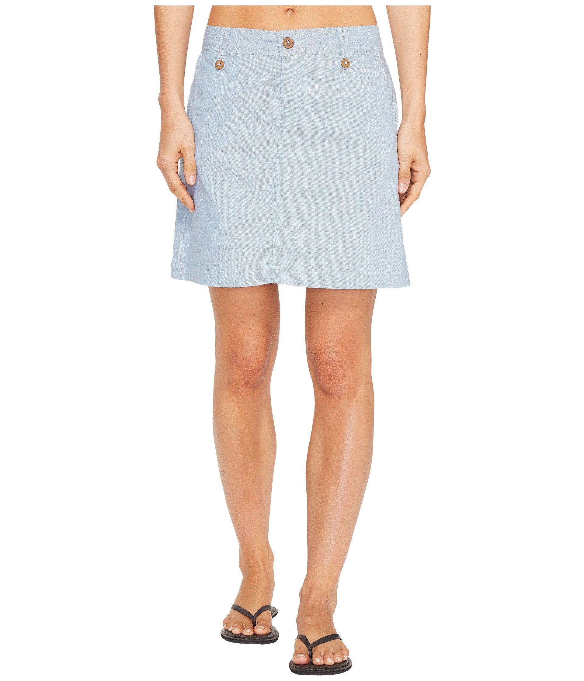 1920x2240 Mountain Khakis Women's Clothing Island Skirt Blue Ridge Classic